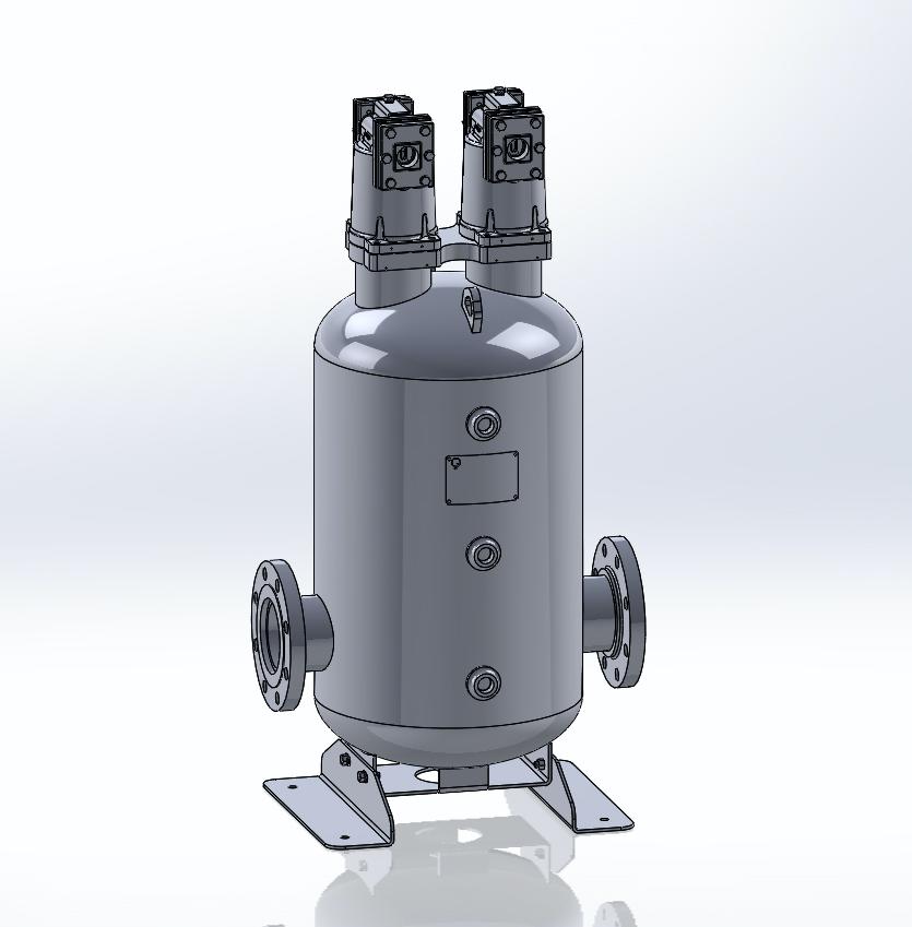 TCS Bulk Air Eliminator